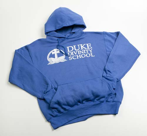 Divinity Royal Blue Hooded Sweatshirt
