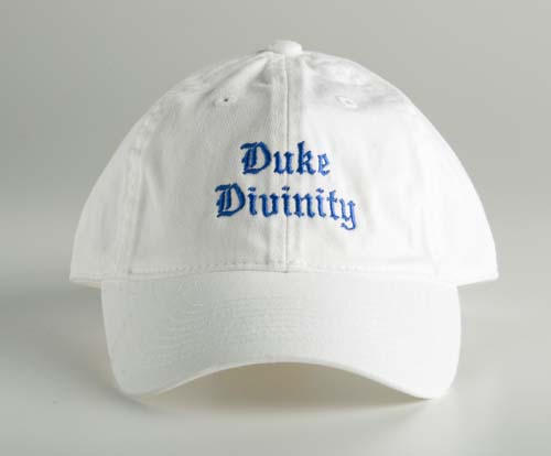 Divinity Women's White Twill Ball Cap